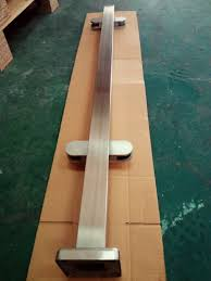 balustrade post stainless steel 316 for balcony glass railing