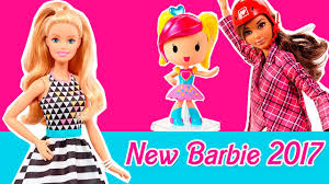 barbie 2017 dolls move video game hero careers
