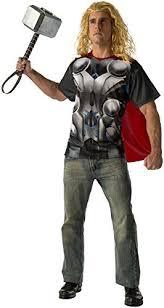 Thor Halloween Costumes Thor U0027s Costume Amazon