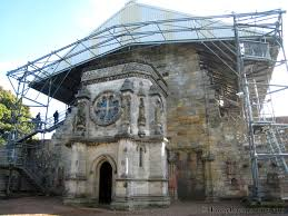 Medieval Decorations Rosslyn Chapel Hawkebackpacking Com