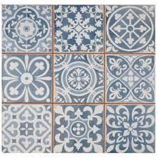 Blue Backsplash Tile by Backsplash Tile You U0027ll Love Wayfair
