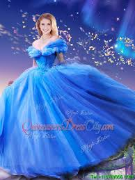 dress for quincea era 2017 summer made flowers cinderella quinceanera