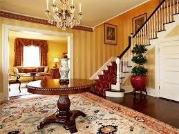 Modern Design Victorian Home Victorian Style House Design Restored Interior Of Entrance Hall