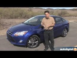ford focus se 2014 review 2014 ford focus se sedan test drive review