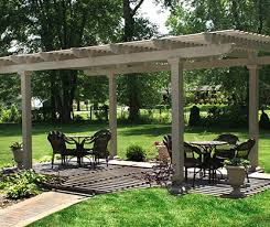 Backyard Shade Solutions by Nashville Patio Covers Pergolas U0026 Pavilions American Home