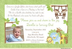 invitation card for first birthday images invitation design ideas