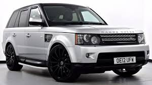 land rover hse 2012 2012 land rover range rover sport sdv6 hse luxury