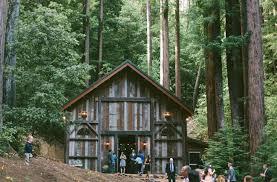redwood forest wedding venue magical redwood forest wedding molly leland green wedding