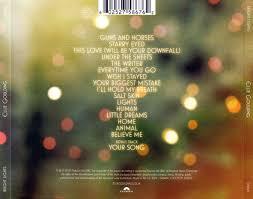 Ellie Goulding Lights Album Caratula Trasera De Ellie Goulding Bright Lights Ellie