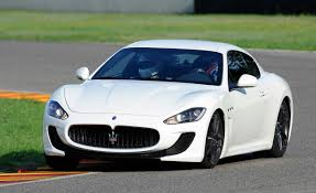 maserati granturismo white convertible maserati granturismo mc first drive u2013 review u2013 car and driver