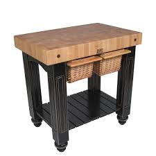 Kitchen Islands With Butcher Block Top by Butcher Block Table Island