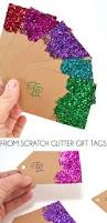 happy thanksgiving glitter from scratch glitter gift tags decorating gift and christmas gifts