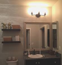 Frames For Bathroom Wall Mirrors Stick On Molding For Bathroom Mirrors Bathroom Mirrors Ideas