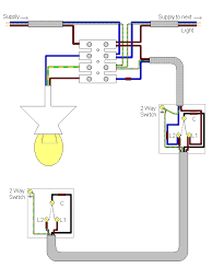 2 way switch wiring diagram for how to wire a gooddy org