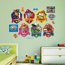 Paw Patrol Room Decor 25 Unique Paw Patrol Wall Decals Ideas On Pinterest Paw Patrol
