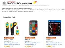 pre black friday deal on amazon amazon black friday deals store launches with lots of exciting