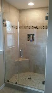 Frameless Shower Doors Okc Glass Shower Enclosures And Doors Binswanger Glass