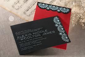 The Invitation Card Gypsy Wedding Invitations
