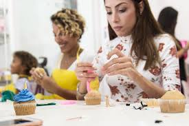 Decorate Your Own Cupcake Miami U0027s Bunnie Cakes Studio Lets You Decorate Your Own Vegan
