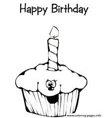 birthday cupcake drawing birthdaycupcake cupcakedrawing photo