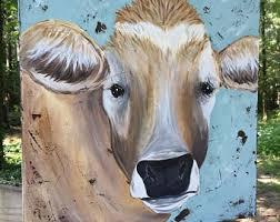 Cow Decor Cow Decor Etsy