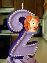 sofia the candle best 25 birthday candle ideas on the