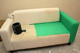 Paint On Leather Sofa Paint On Leather Sofa Painted Modern Leather Chair How To Easily