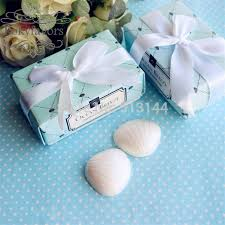 soap party favors free shipping 20sets seashell soap favors scented soap wedding