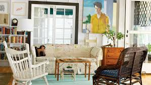 Comfy Cottage Rooms Coastal Living - Cottage home furniture
