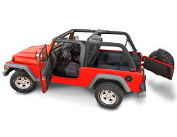 lj jeep bedrug bedtred premium molded floor covering kit with cutouts
