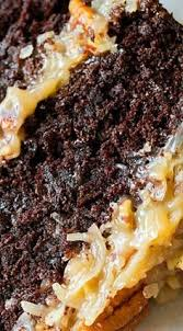 german chocolate upside down cake recipe german chocolate