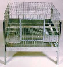Stackable Rabbit Hutches Martin U0027s Cages Inc The Source For All Your Pet Cage Needs