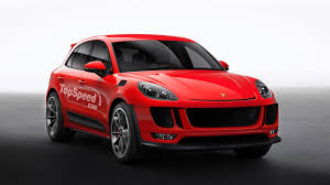 Porsche Macan Red - porsche macan supertunes