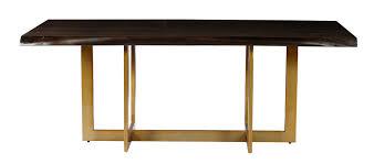 Walnut Slab Table Everly Quinn Minni Acacia Wood Slab Dining Table U0026 Reviews Wayfair