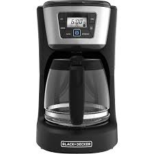 Burr Mill Coffee Grinder Reviews Black Decker Burr Mill Coffee Grinder Cbm310bd Walmart Com