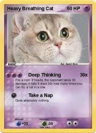 Cat Heavy Breathing Meme - lol cookie dough ice cream sandwiches heavy breathing cat