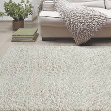 Living Room Rugs 10 X 12 Lanart Palazzo Shag White 7 Ft 6 In X 10 Ft Area Rug Rope810w