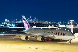 Qatar Airways Qatar Airways Launched A 1st Flight To St Petersburg