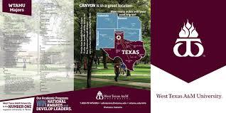 west texas a u0026m university graphic standard new