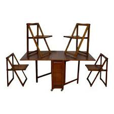 Table And Benches For Sale Vintage U0026 Used Dining Table U0026 Chair Sets Chairish