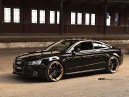 audi a5 modified black audi a5 advrsq1 track spec super light matte black