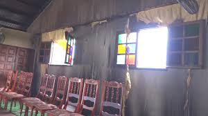 in guadeloupe adventist church is damaged by fire arson to blame