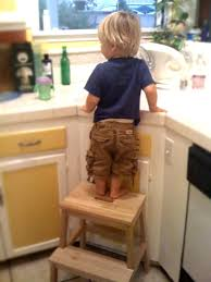 Toddler Stool For Kitchen by The New Stool
