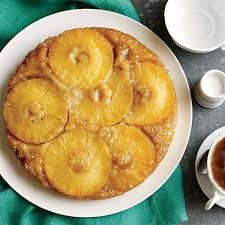 gluten free caramelized pineapple upside down cake recipe myrecipes