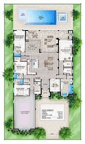 house plans with 4 car garage house plan 52930 at familyhomeplans com