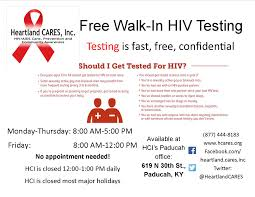 frequently asked questions about hiv testing heartland cares