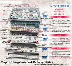 Grand Central Terminal Map Hangzhou Train Travel Guide Travel From Hangzhou By Train