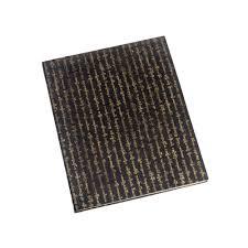 large handmade paper sanskrit journal u2013 laurier blanc unique