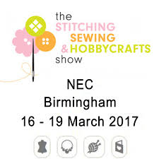 win tickets for hobby crafts nec 16th 19th march 2017 button
