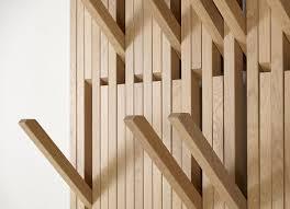 peruse piano coat rack h1450 x w410 mm oak natural oiled by piano coat rack
